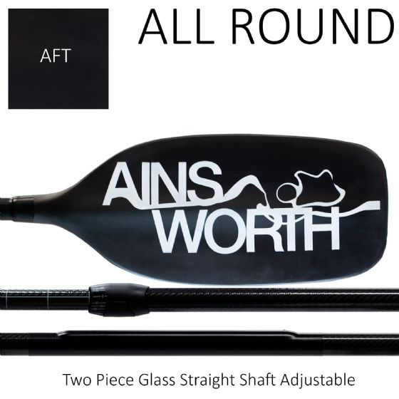 ALL ROUND Classic K100 (AFT) Two Piece Glass Adjustable
